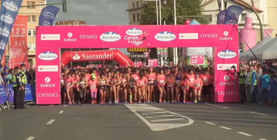 Unas 14.000 personas correrán la Carrera de la Mujer de Sevilla