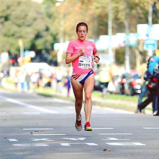 Meritxell Soler participará en la Carrera de la Mujer de Barcelona