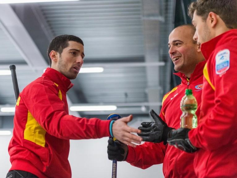 Gran Europeo de Curling de España