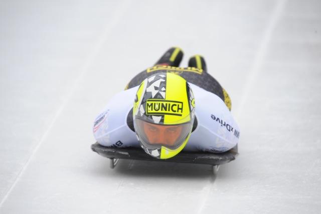 Fin de semana complicado para los pilotos de Skeleton en Innsbruck
