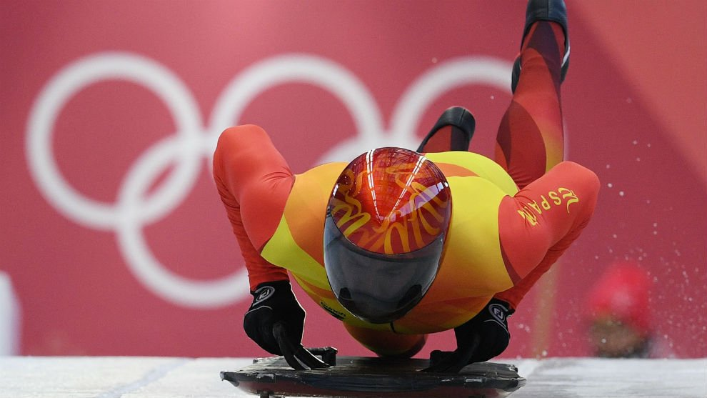 Ander Mirambell saldrá cuarto en PyeongChang