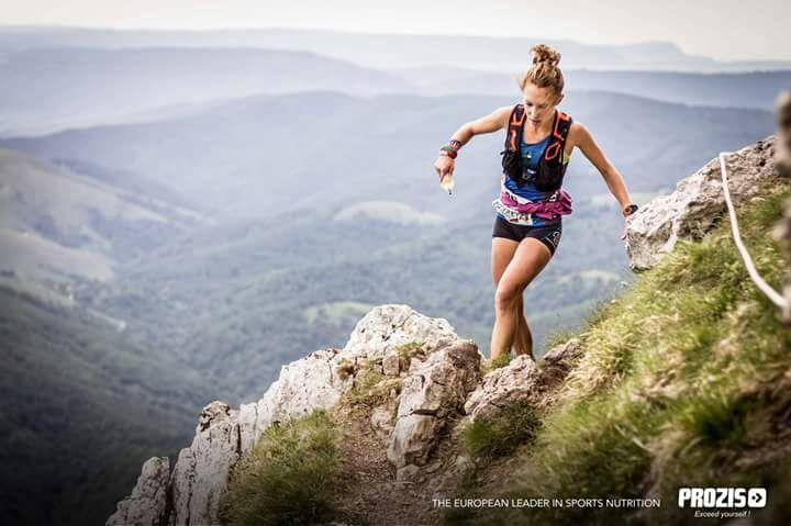 """María Zorroza, ganadora de la Maratón de Transvulcania: """"Los ánimos de la gente me ayudaron en la última bajada"""""""