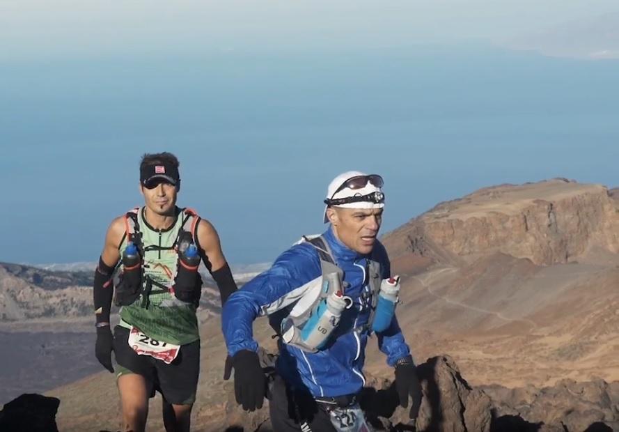 La Cajamar Tenerife Bluetrail, la magia de tocar el cielo