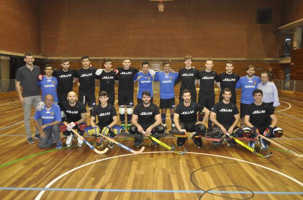 Arranca la preparación de la Selección Española para el Campeonato de Europa de hockey patines
