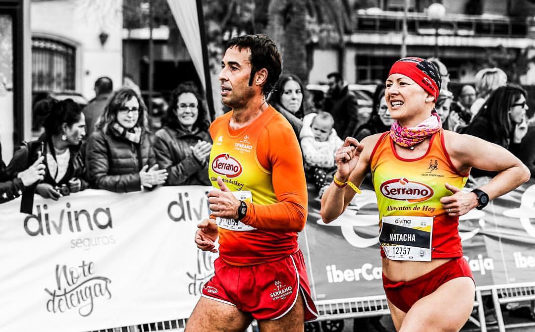 Natacha López, la guerrera que venció al cáncer a base de maratones