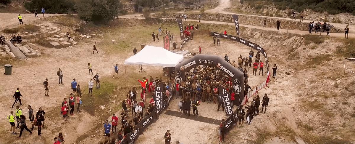 La Spartan Race termina en Cheste sus National Series