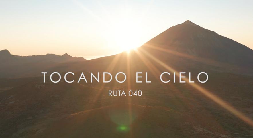 """""""Tocando el cielo"""", el documental que nos cuenta el hito de Pau Capell conquistando la Ruta 040"""